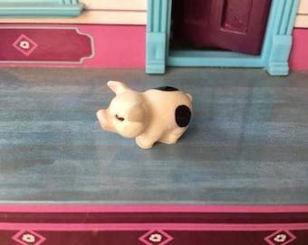 Cute Little Miniature Porcelain Piglet
