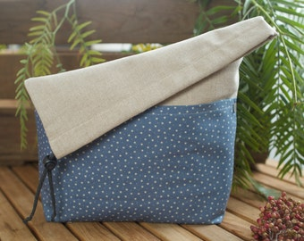 Multi-purpose bag for babies | Blue Sky & star