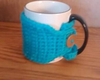 Crochet cup cozy, mug cozy, cup sleeve