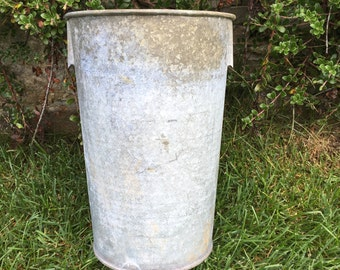 Vintage Sap Bucket - Sap Buckets - Vermont Sap Bucket - 9 in stock