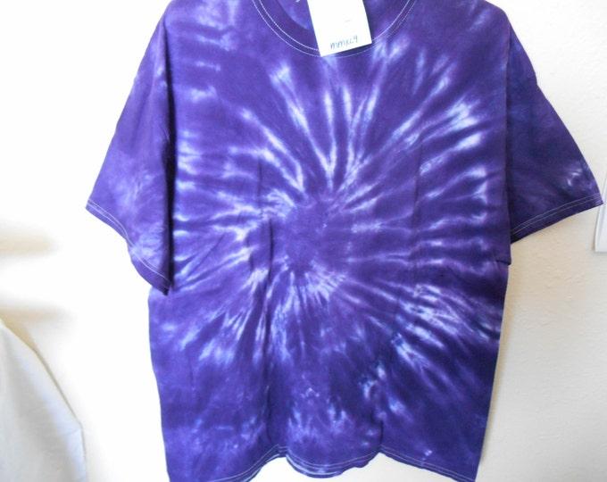 100% cotton Tie Dye T shirt MMXL9 size XL