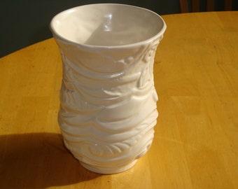 Vintage Beswick Vase #1083 ~ Entitled 'Ship on Stormy Sea'