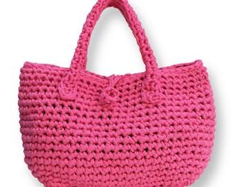 Purse - Handbag, city bag - Hooked-