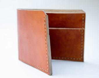 Horizontal Bi-Fold Wallet