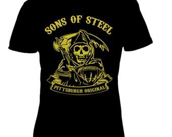Sons Of Steel PITTSBURGH STEELERS football