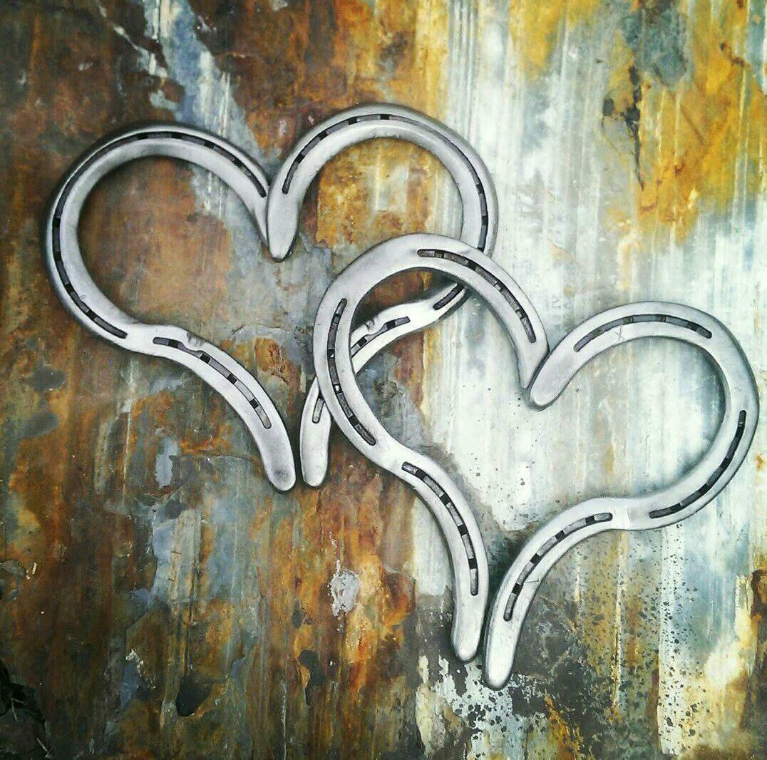 Horseshoe art decor