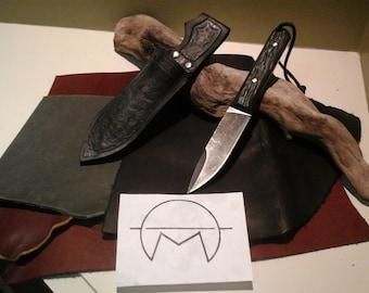 Trade/ mountain man knife
