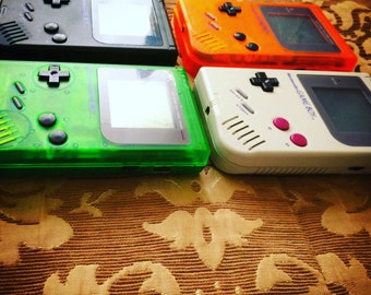 Game Boy DMG With Backlight, Bivert
