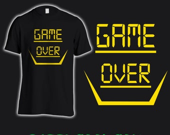 Gamers Tee shirt.
