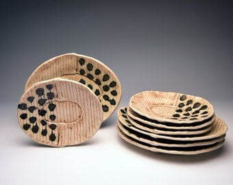 2 Piece Dinner Plate Set