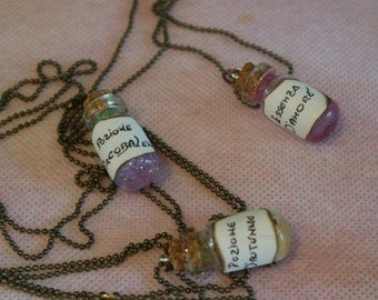 Potion/Potion Rainbow NECKLACE