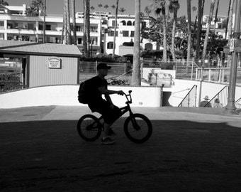 Black and White - BMX