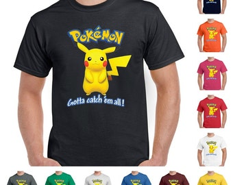 Pokemon GO, Pikachu Men's T-Shirt