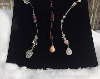 Semi Precious Stone Pendulums