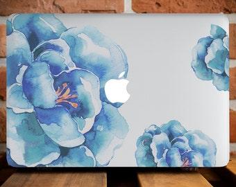 Flowers MacBook Air 11 Plastic Case MacBook Pro 13 Case Girlfriend Gift MacBook Air 13 Inch Case MacBook Pro Cover Laptop Accessories WCm052