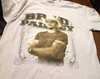 Brad Paisley shirt - LG
