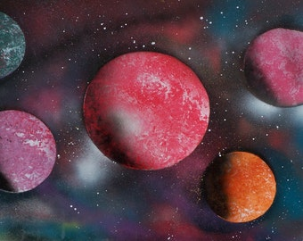 Planets of Pink
