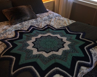 Hand-made Star Blanket