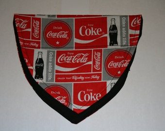 Coca Cola Dog Bandana