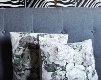 Super cushion style floral vintage