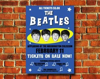 Beatles Poster - #0563