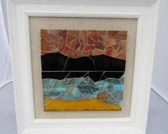 Mosaic art - Catbells