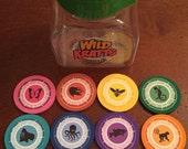 Wild Kratts Creature Power Discs Set with Storage