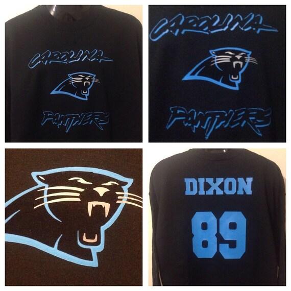 new styles 7439e dd3cb North Carolina Panthers Unisex M Sweatshirt