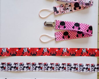 Minnie pacifer clip