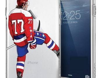 TJ Oshie-Washington Capitals iPhone Case
