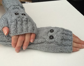 Gray Owl set