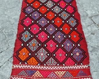 TURKISH Handmade CICIM KILIM