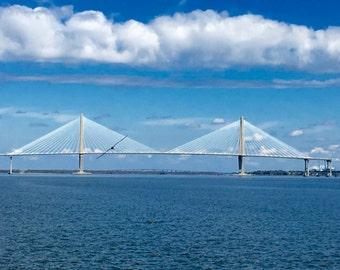 Cooper River Bridge Charleston SC