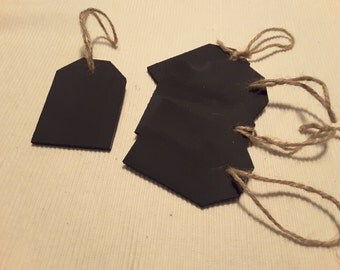 Chalkboard Price Tags - Gift Tags 10pk.