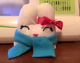Felt Stuffed Bunny