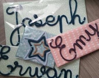 OPTION packaging gift for knitting