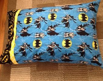 Batman Pillow Case- Standard Pillow