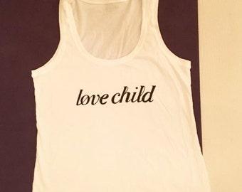 Love Child Tank Top
