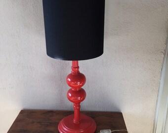 Lamp vintage vitamin.