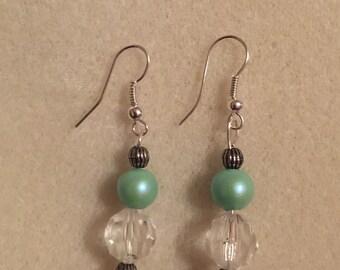 Elegant Ocean Pearl Earrings