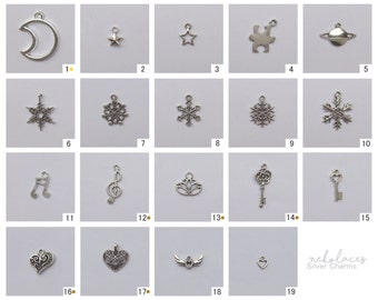 Add a charm - various