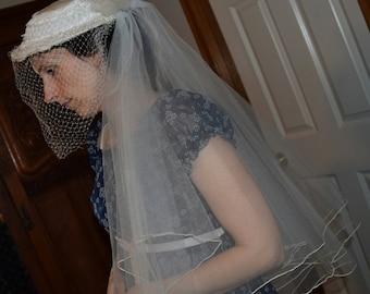 Victorian Wedding Hat