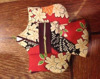 kimono decoration