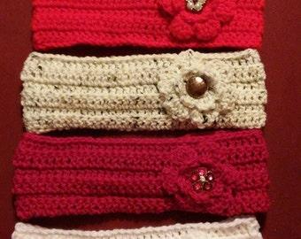 Crochet Ear warmer/Headbands