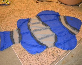Fleece Fish Blanket