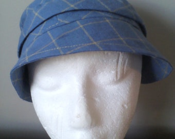 ladies cloche summer hat