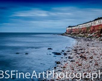 Hunstanton Beach Fine Art Photographic print,