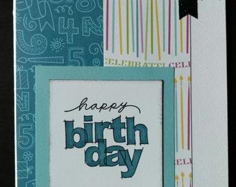 Set of 5 Happy Birthday Cards