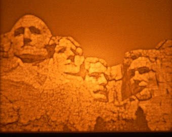 Mt. Rushmore Night Light