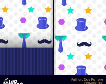 PATTERN: Father's Day